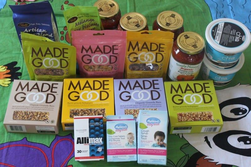 The Healthy Shopper Fall 2014 Picks Giveaway Natural Mama