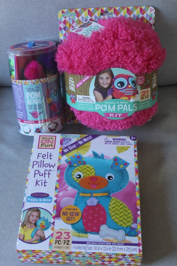 PomTree's Mess-Free Craft Kits