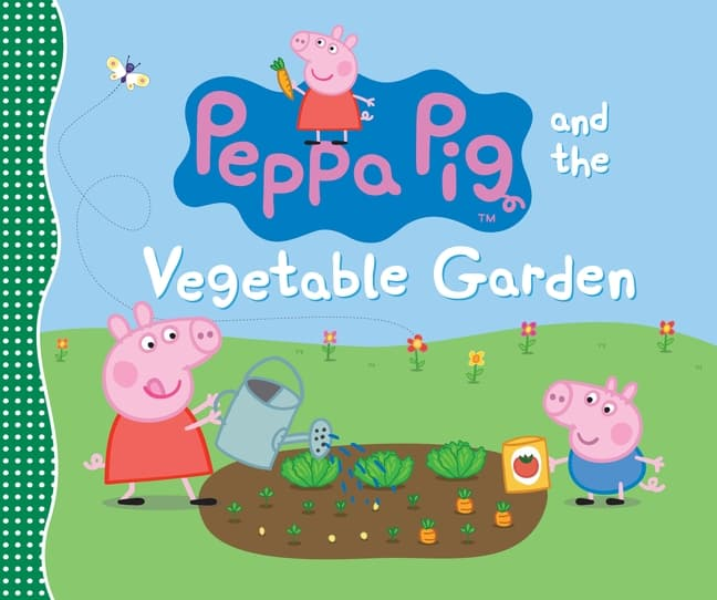Peppa Pig And The Vegetable Garden E I E I O How Old