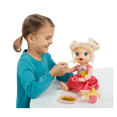 Fun And Nurturing Play With Baby Alive All Gone Natural Mama