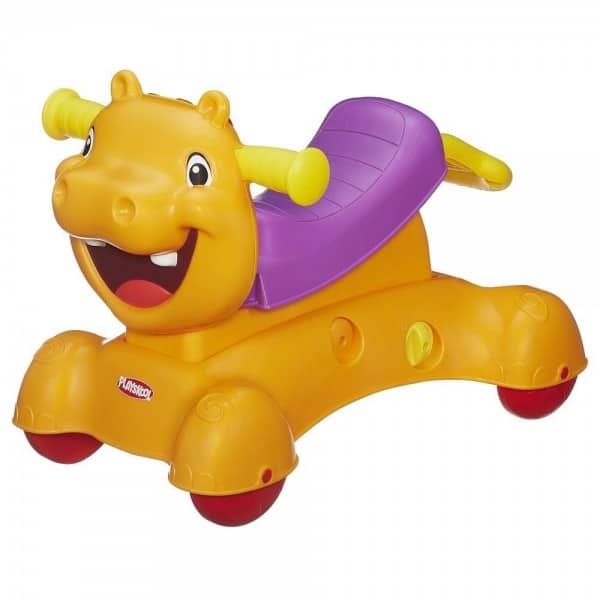 Playskool's Rock, Ride 'n Stride Hippo Toy