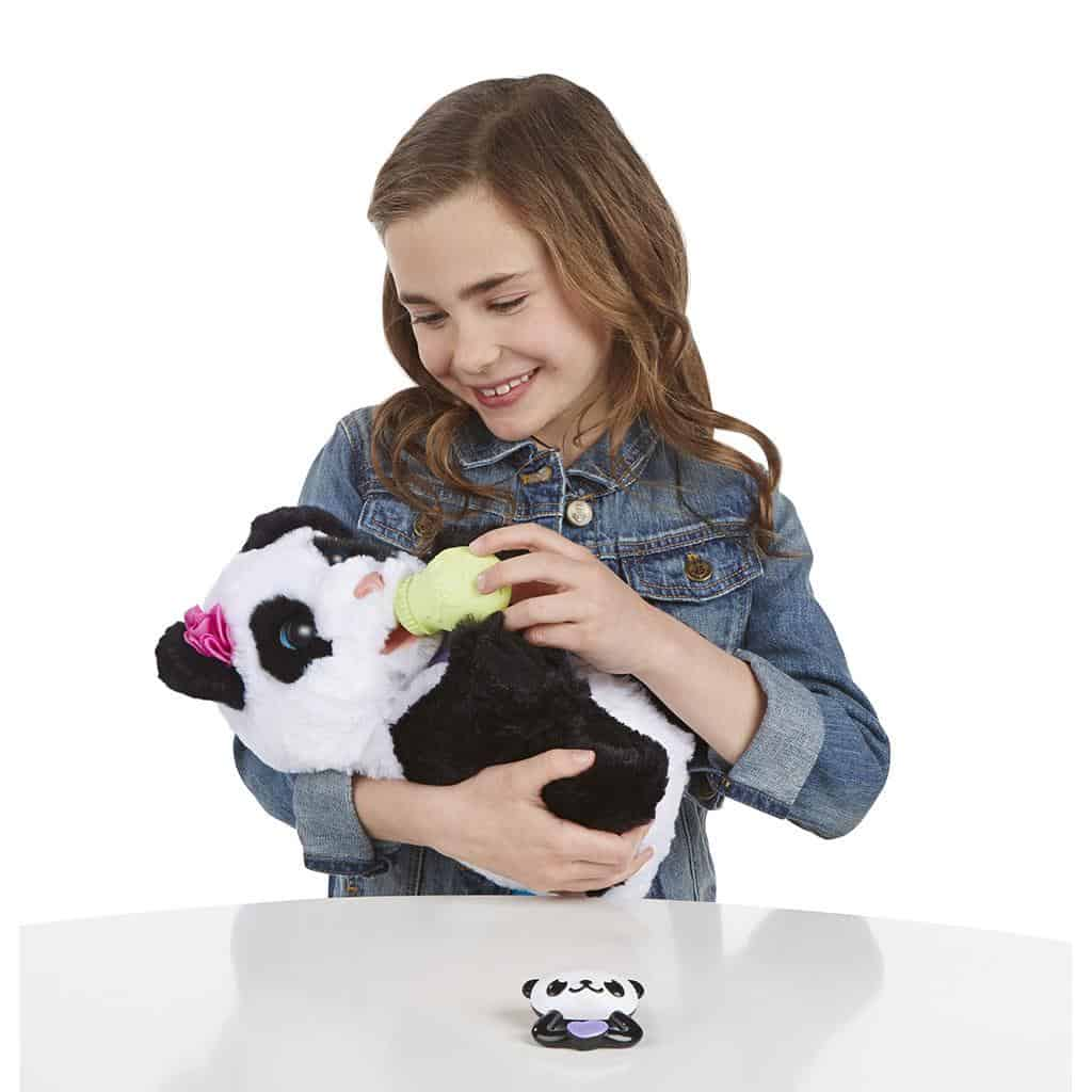 Furreal Friends Pom Pom My Baby Panda Pet Review And