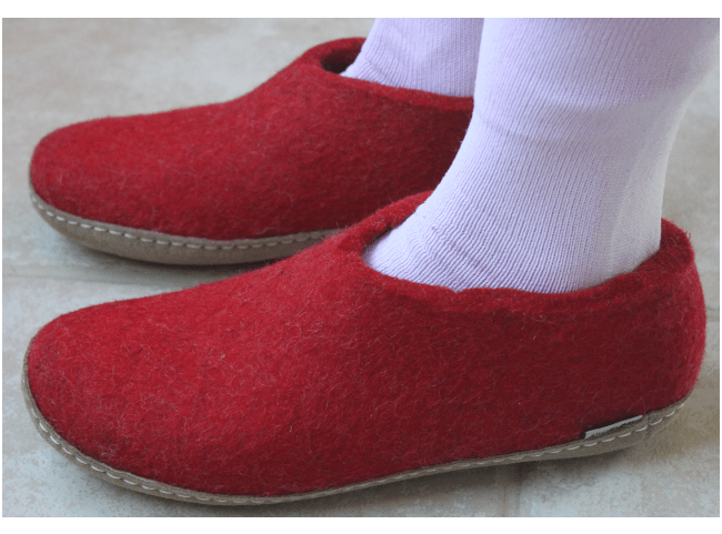 2231c5cb897f Glerups Wool Slippers Review  2014 Holiday Gift Guide  - Natural Mama