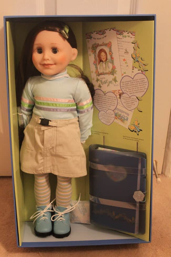 Maplelea Girls Doll