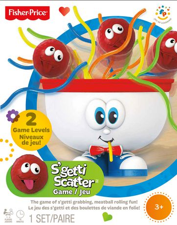 Fisher-Price S'getti Scatter Game