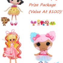 lalaloopsy prize package giveaway
