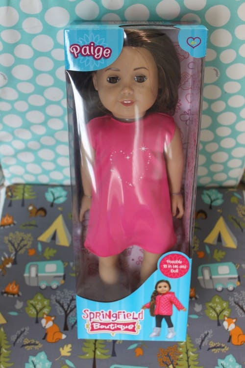 Fibre craft springfield doll review holidaygiftguide for Fibre craft 18 inch doll