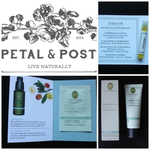 Petal & Post Organic Skin Care