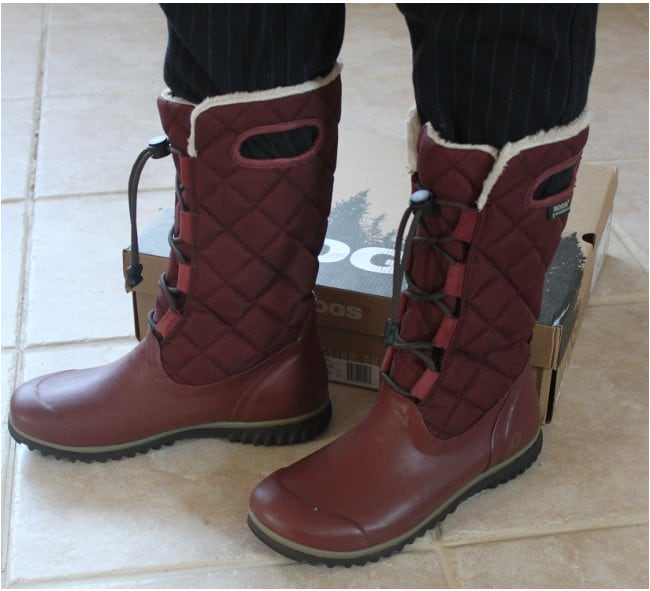 Bogs Women's Winter Boots #HolidayGiftGuide {#Review