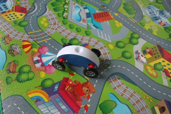 Plasmart Smart Mat And Wonky Wheels Review And Giveaway