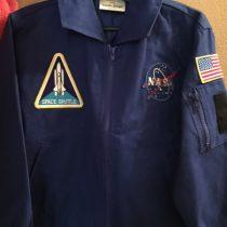 Astronaut Flight Jacket