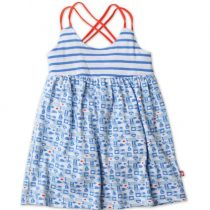Bateau Toddler Sunny Day Dress