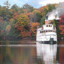 muskoka steamships cruise