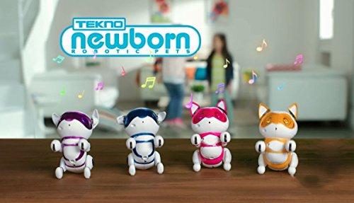 Tekno Robotic Pets Newborn