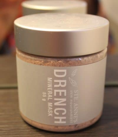 Drench mineral mask