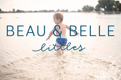 beau and belle littles logo
