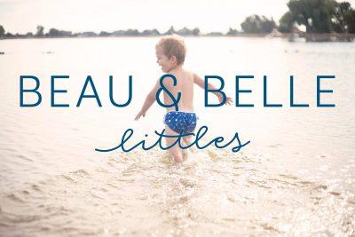 beau and belle littles logo