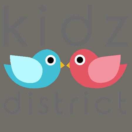 kidz district logo