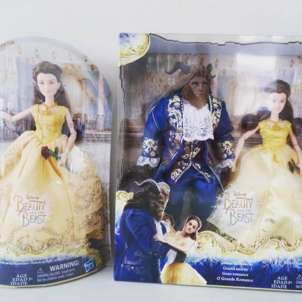 beauty and the beast toy