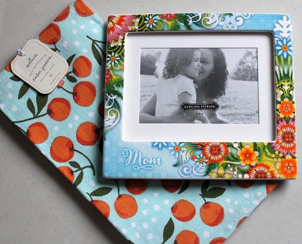 Catalina Estrada photo frame