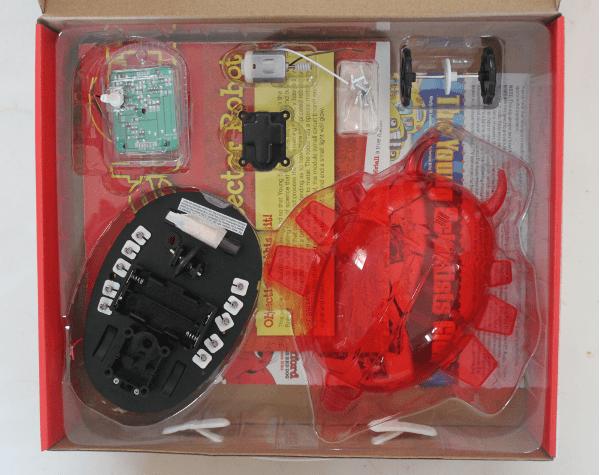 Funtastic Robotic Metali robot