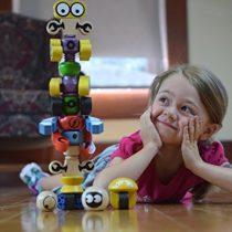 Tinker Totter Robots Playset
