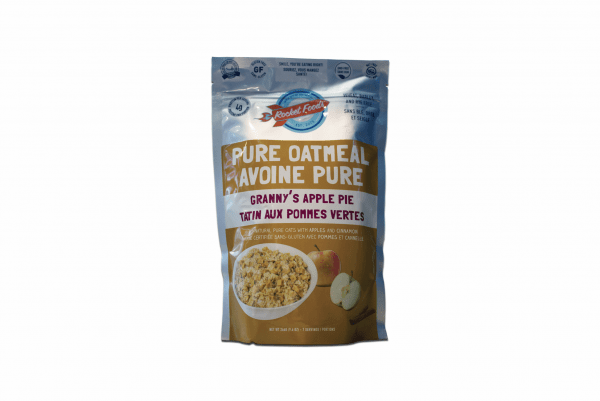 rocket foods oatmeal