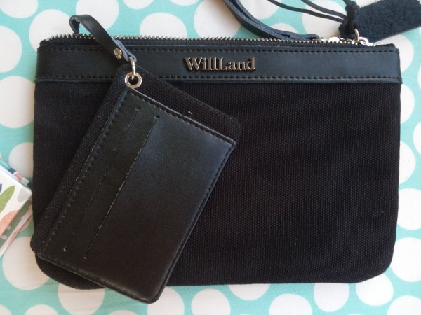 willland selection hand pouch