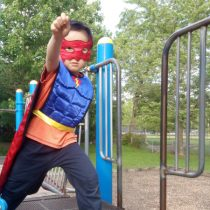 great pretenders superman costume