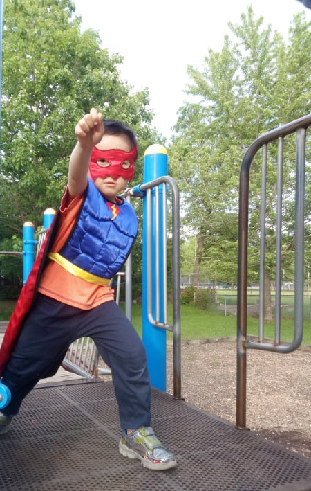great pretenders superman costume