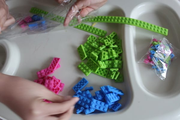 Silicone Brick and Strap Kit