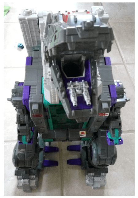Transformers Generations Titans Return Trypticon Action Figure