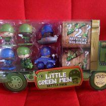 little green men package