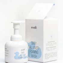 EVOLI BABY ALL OVER FOAMING WASH
