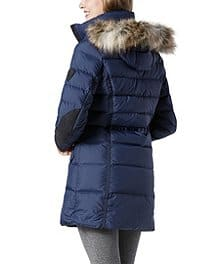Farwest Quilted Down Coat
