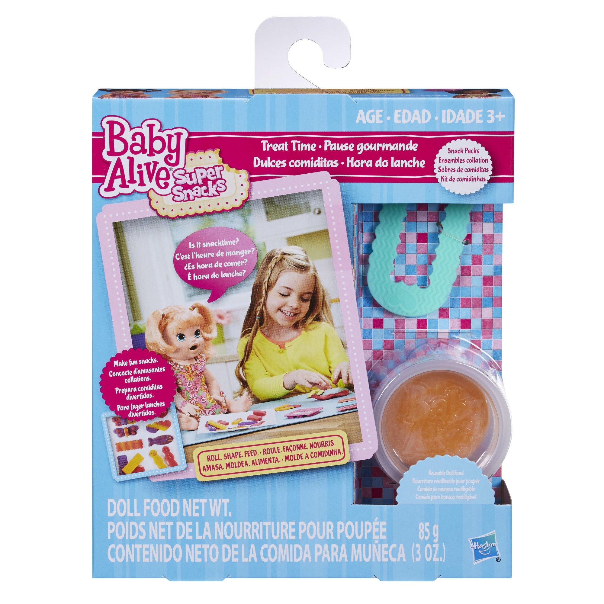 Baby Alive Super Snacks Snackin Sara Review